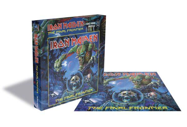 iron maiden the final frontier rocksaws522602 01 legpuzzels