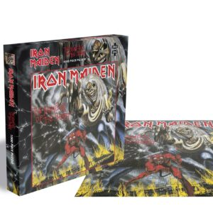 iron maiden the number of the beast rocksaws262100 01 legpuzzels