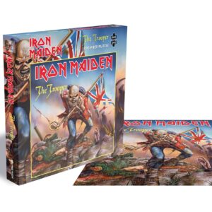 iron maiden trooper rocksaws522480 01 legpuzzels