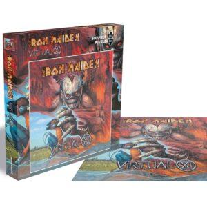 iron maiden virtual xi rocksaws533394 01 legpuzzels