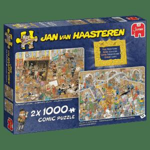 Jan Van Haasteren Museum Puzzel