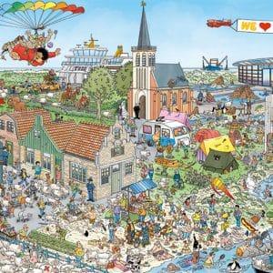 Jan Van Haasteren Rondje Texel Jumbo20036 01 Legpuzzels.nl
