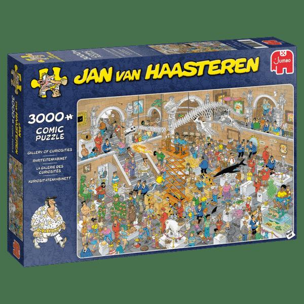 Jan Van Haasteren Rariteitenkabinet Puzzel