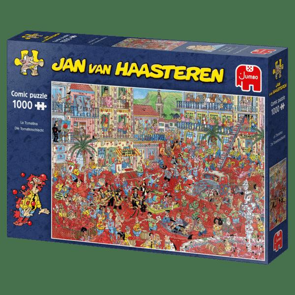 Jan Van Haasteren La Tomatina Legpuzzels (3)