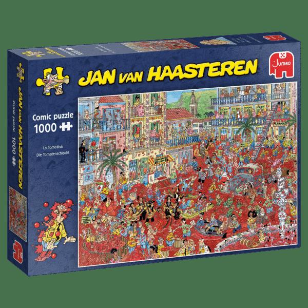 Jan Van Haasteren La Tomatina Legpuzzels (4)