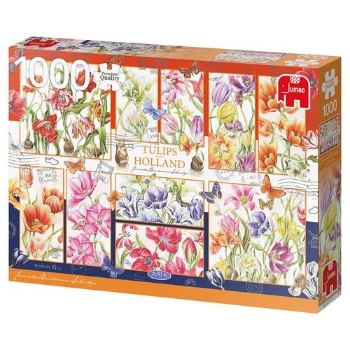 Janneke Brinkman Nederlandse Tulpen