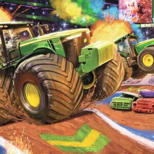 john deere big wheels tractor 1