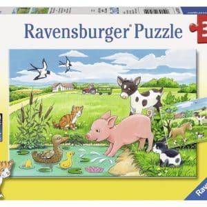 Jonge Dieren Op Het Platteland Ravensburger075829 01 Kinderpuzzels.nl .jpg