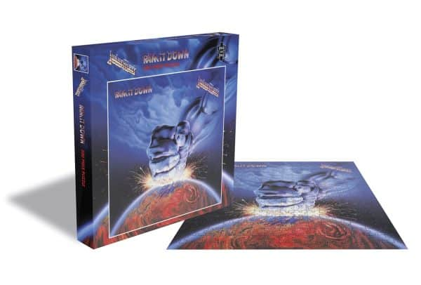 Judas Priest Ram It Down Rocksaws28915 01 Legpuzzels.nl
