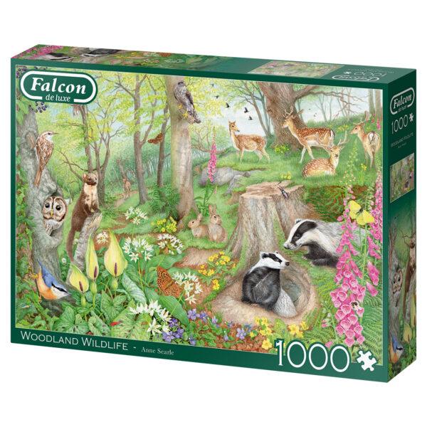 jumbo11322 falcon woodland wildlife legpuzzels.nl 3