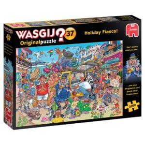 jumbo25004 wasgij original 37 vakantiefiasco legpuzzels.nl 5