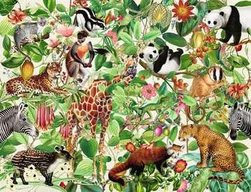 Jungle Ravensburger Legpuzzels