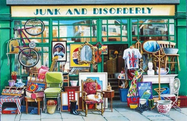 Junk Disorderly The House Of Puzzles Legpuzzel 5060002002438 1.jpg