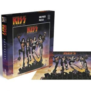 Kiss Destroyer Rocksaws56468 01 Legpuzzels.nl