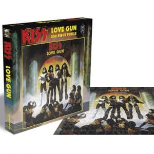 Kiss Love Gun Rocksaws56475 01 Legpuzzels.nl