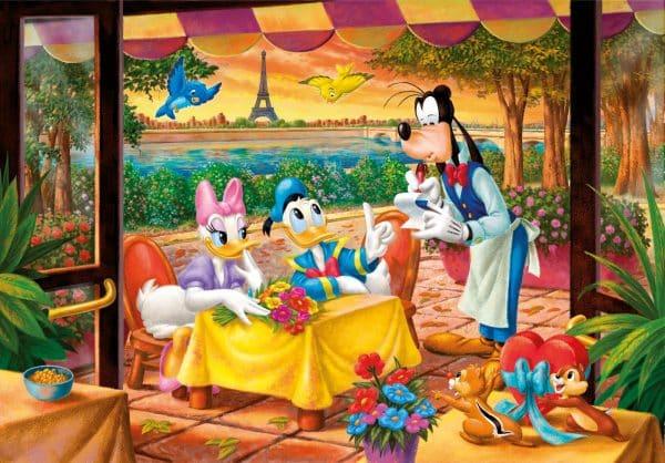 Katrien Donald Duck Goofy Restaurant