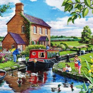 Keepers Cottage The House Of Puzzles Legpuzzel 5060002002681 1.jpg