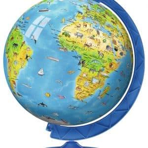 Kinder Wereldbol Puzzleball Ravensburger12338 01 Kinderpuzzels.nl .jpg