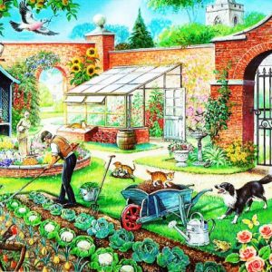 Kitchen Garden The House Of Puzzles Legpuzzel 5060002001516 1.jpg