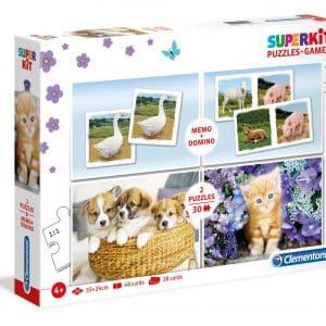 Kleine Dieren Clementoni20240 01 Kinderpuzzels.jpg