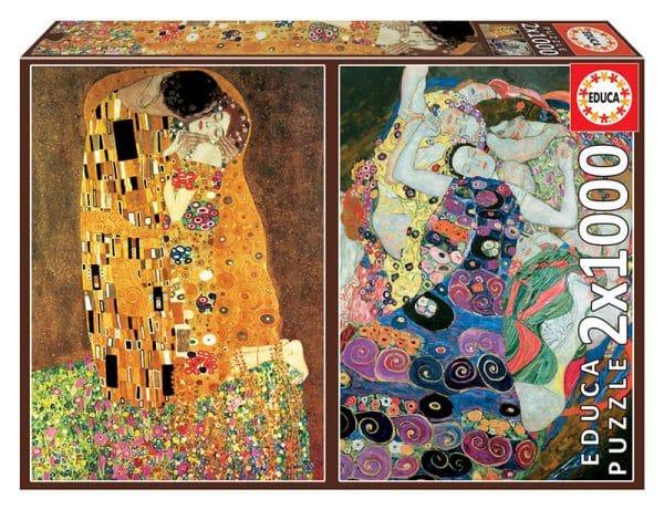 Klimt Educa18488 01 Legpuzzels.nl
