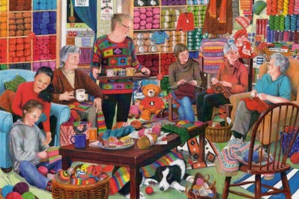 Knit Natter The House Of Puzzles Legpuzzel 5060002003220 1.jpg