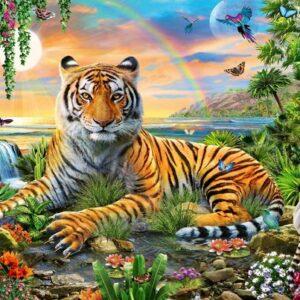 koning van de jungle 128969 1 ravensburger