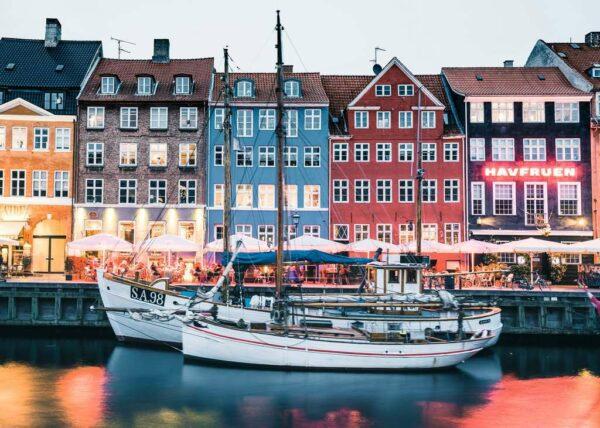 Kopenhagen Denemarken Copenhague Danemark Legpuzzels