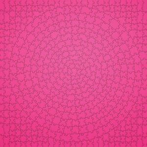 krypt puzzel pink