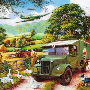 Land Girls The House Of Puzzles Legpuzzel 5060002002100 1.jpg