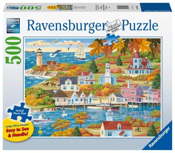 Land En Zee Ravensburger164431 02 Legpuzzels.nl
