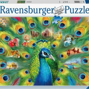 Land Of The Peacock Legpuzzels