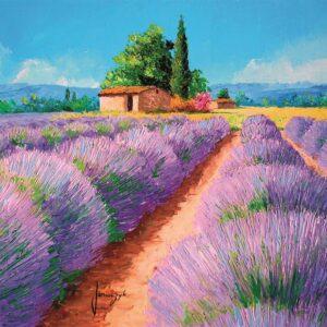 Lavendel Geur Clementoni