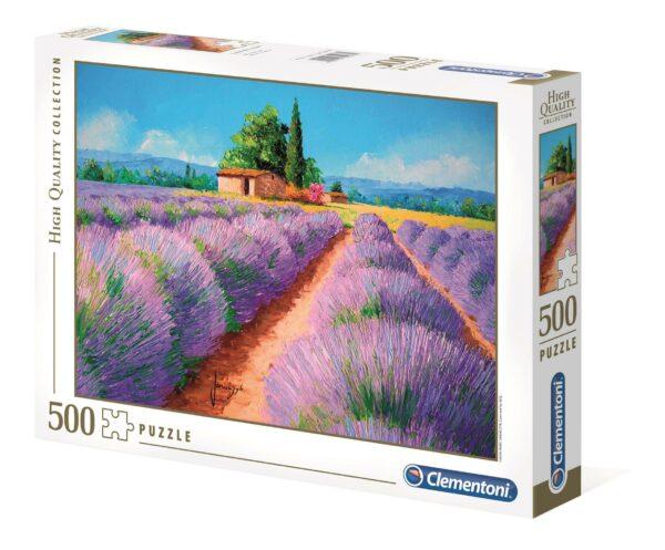Lavendel Geur Clementoni35073 02 Legpuzzels