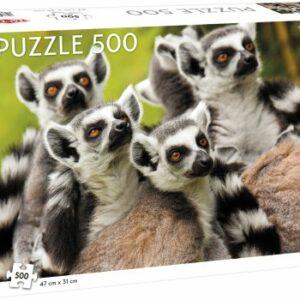Lemurs Legpuzzels