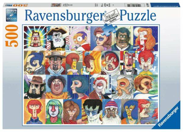 lettertypes 16830 ravensburger 2