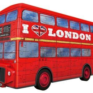 London Bus Ravensburger125340 01 Legpuzzels.nl