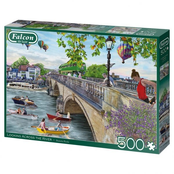 Looking Across The River Jumbo11287 02 Legpuzzels.nl