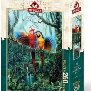 Love In The Jungle Art Legpuzzels