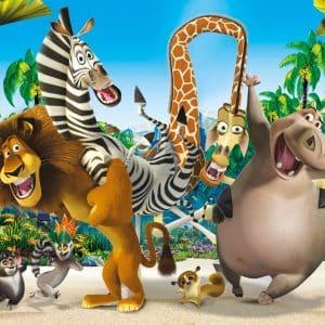 Madagascar Evolution Gone Wrong Clementoni27941 01 Kinderpuzzels.jpg