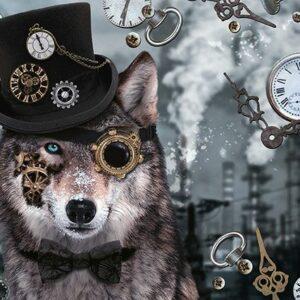 Markus Binz Steampunk Wolf Schmidt