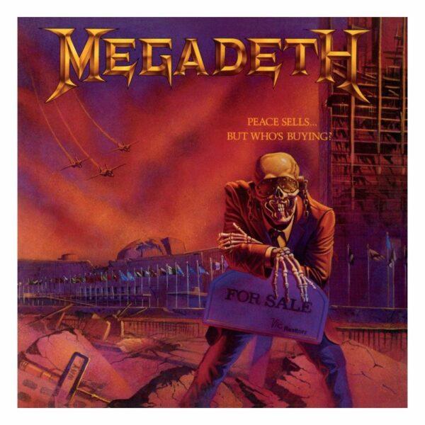 Megadeth Peace Sells Buying Rocksaws