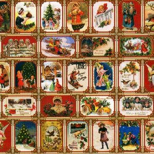 Merry Christmas The House Of Puzzles Legpuzzel 5060002003657 1.jpg