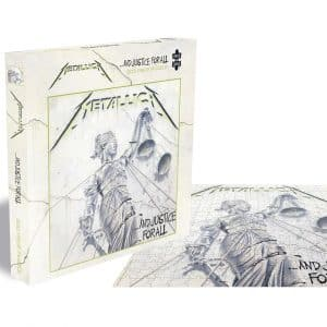 Metallica And Justice For All Rocksaws34480 01 Legpuzzels.nl