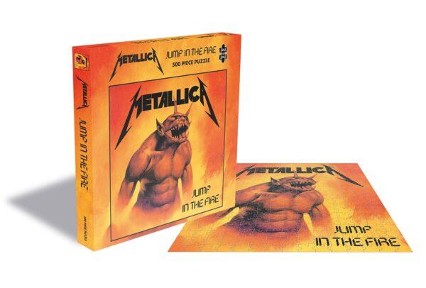metallica jump in the fire rocksaws518483 01 legpuzzels
