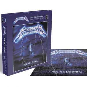 Metallica Ride The Lightning Rocksaws34466 01 Legpuzzels.nl