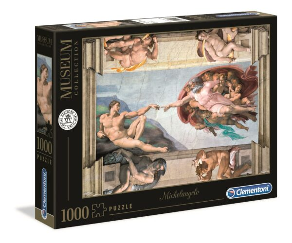 Michelangelon Schepping Mens