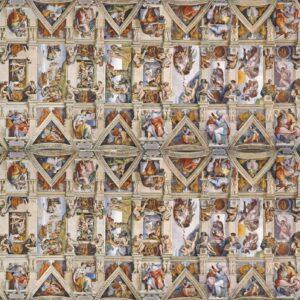 Michelangelo Gewelf Sixtijnse Kapel