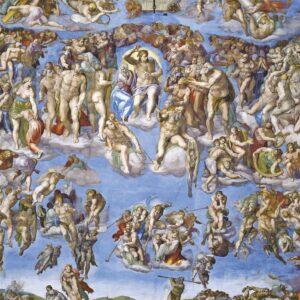 Michelangelo Puzzel Clementoni