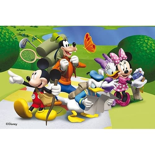 Mickey Mouse Clubhouse Ravensburger